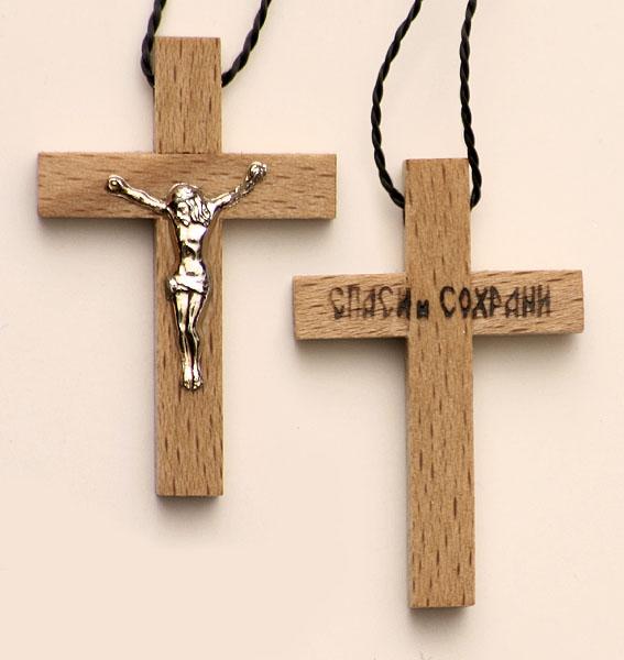Крестик деревянный своими руками